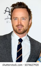 LOS ANGELES - APR 20:  Aaron Paul at the 25th Annual Race To Erase MS Gala on the Beverly Hilton Hotel on April 20, 2018 in Beverly Hills, CA