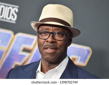 "LOS ANGELES - APR 22:  Courtney B. Vance arrives for the ""Avengers: End Game"" LOs Angeles Premiere on April 22, 2019 in Los Angeles, CA"