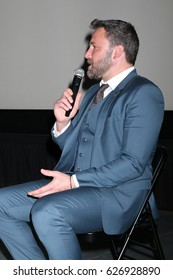 LOS ANGELES - APR 23:  Ben Affleck at the 1st Annual AutFest International Film Festival at AMC Orange 30 on April 23, 2017 in Orange, CA