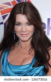 """LOS ANGELES - APR 23:  Lisa Vanderpump arrives at the 7th Annual BritWeek Festival """"A Salute To Old Hollywood"""" at the British Consul General's Residence on April 23, 2013 in Los Angeles, CA"""