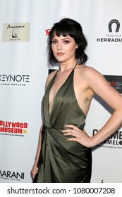 LOS ANGELES - APR 25:  Cait Fairbanks at the NATAS Daytime Emmy Nominees Reception at Hollywood Museum on April 25, 2018 in Los Angeles, CA