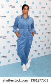 LOS ANGELES - APR 25:  Lilly Singh at the WE Day California at The Forum on April 25, 2019 in Los Angeles, CA