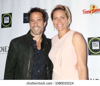 LOS ANGELES - APR 25:  Shawn Christian, Ari Zucker at the NATAS Daytime Emmy Nominees Reception at Hollywood Museum on April 25, 2018 in Los Angeles, CA