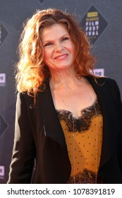 "LOS ANGELES - APR 26: Lolita Davidovich at the 2018 TCM Classic Film Festival - Opening Night Gala - 50th Anniversary of ""The Producers"" at TCL Chinese Theater on April 26, 2018 in Los Angeles, C"