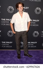 "LOS ANGELES - APR 27:  Cole Sprouse at the ""Riverdale"" Screening and Conversation at the Paley Center for Media on April 27, 2017 in Beverly Hills, CA"