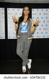 , LOS ANGELES - APR 27:  Lilly Singh at the We Day California 2017 at The Forum on April 27, 2017 in Inglewood, CA