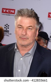 LOS ANGELES - APR 28:  Alec Baldwin at the TCM Classic Film Festival Opening Night Red Carpet at the TCL Chinese Theater IMAX on April 28, 2016 in Los Angeles, CA
