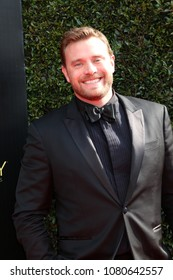 LOS ANGELES - APR 29:  Billy Miller at the 45th Daytime Emmy Awards at the Pasadena Civic Auditorium on April 29, 2018 in Pasadena, CA