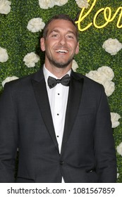 LOS ANGELES - APR 29:  Brandon McMillan at the CBS Daytime Emmy After Party at the Pasadena Convention Center on April 29, 2018 in Pasadena, CA