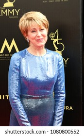 LOS ANGELES - APR 29:  Jane Pauley at the 45th Daytime Emmy Awards at the Pasadena Civic Auditorium on April 29, 2018 in Pasadena, CA