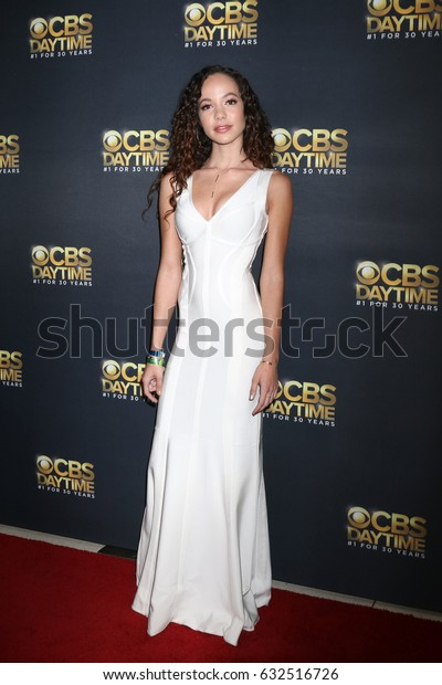 LOS ANGELES - APR 30:  Lexie Stevenson at the CBS Daytime Emmy After Party at the Pasadena Conferene Center on April 30, 2017 in Pasadena, CA