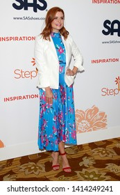 LOS ANGELES - APR 31:  JoAnna Garci?a Swisher at the Step Up Inspiration Awards at the Beverly Hilton Hotel on April 31, 2019 in Beverly Hills, CA