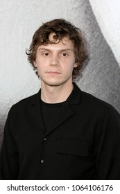 "LOS ANGELES - APR 6:  Evan Peters at the ""American Horror Story: Cult"" For Your Consideration EVENT on the Writer's Guild Theater on April 6, 2018 in Beverly Hills, CA"