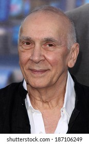 """LOS ANGELES - APR 7:  Frank Langella at the """"Draft Day"""" Premiere at Village Theater on April 7, 2014 in Westwood, CA"""