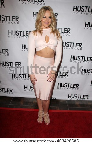 Los Angeles Apr 9 Alexis Texas At The Hustler Hollywood Grand Opening At The