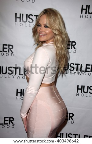 Los Angeles Apr  Alexis Texas At The Hustler Hollywood Grand Opening At The