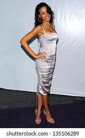 LOS ANGELES - APRIL 12: Selita Ebanks at the 3rd Annual Bodog Celebrity Poker Invitational at Barker Hangar on April 12, 2006 in Santa Monica, CA.
