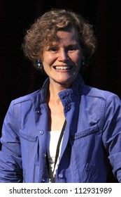 LOS ANGELES - APRIL 21: Judy Blume makes an appearance at the 2012 Los Angeles Times Festival Of Books in Los Angeles, CA on April 21, 2012.