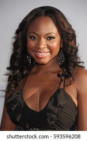 LOS ANGELES - AUG 02:  Naturi Naughton arrives for the Summer 2011 TCA Party-NBC on August 1, 2011 in Beverly Hills, CA
