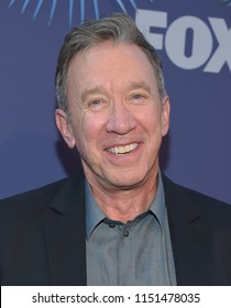 LOS ANGELES - AUG 02:  Tim Allen arrives to the FOX Summer TCA 2018 All-Star Party  on August 2, 2018 in Hollywood, CA