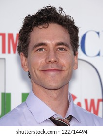 LOS ANGELES - AUG 03:  BRIAN DIETZEN Summer TCA Party 2011 - CBS / SHOWTIME / CW   on August 03, 2011 in Beverly Hills, CA