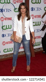 LOS ANGELES - AUG 03:  JILLIAN MICHAELS Summer TCA Party 2011 - CBS / SHOWTIME / CW   on August 03, 2011 in Beverly Hills, CA