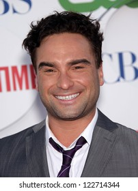LOS ANGELES - AUG 03:  JOHNNY GALECKI Summer TCA Party 2011 - CBS / SHOWTIME / CW   on August 03, 2011 in Beverly Hills, CA