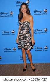 LOS ANGELES - AUG 04:  Brooke Burke-Charvet arrives to ABC All Star Summer TCA Party 2013  on August 04, 2013 in Beverly Hills, CA
