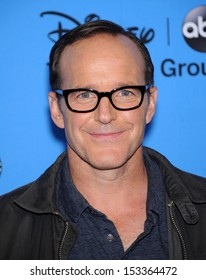 LOS ANGELES - AUG 04:  Clark Gregg arrives to ABC All Star Summer TCA Party 2013  on August 04, 2013 in Beverly Hills, CA