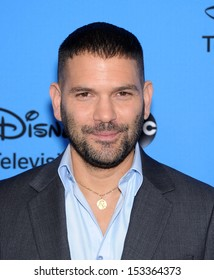 LOS ANGELES - AUG 04:  Guillermo Diaz arrives to ABC All Star Summer TCA Party 2013  on August 04, 2013 in Beverly Hills, CA