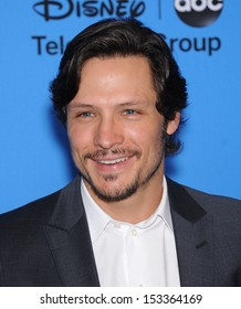 LOS ANGELES - AUG 04:  Nick Wechsler arrives to ABC All Star Summer TCA Party 2013  on August 04, 2013 in Beverly Hills, CA