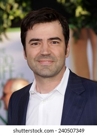 """LOS ANGELES - AUG 06:  Ron Livingston arrives to """"The Odd Life of Timothy Green"""" World Premiere  on August 06, 2012 in Hollywood, CA"""
