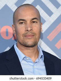 LOS ANGELES - AUG 08:  Coby Bell arrives for the FOX TCA Summer Press Tour 2017 on August 8, 2017 in West Hollywood, CA