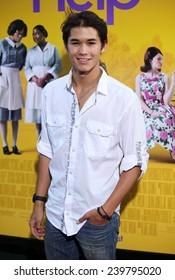 """LOS ANGELES - AUG 09:  BOOBOO STEWART arrives to the """"The Help"""" World Premiere  on August 09, 2011 in Beverly Hills, CA"""