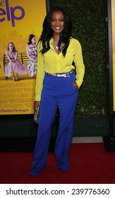 """LOS ANGELES - AUG 09:  GARCELLE BAUVAIS arrives to the """"The Help"""" World Premiere  on August 09, 2011 in Beverly Hills, CA"""