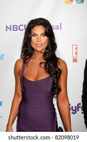 LOS ANGELES - AUG 1:  Nadia Bjorlin arriving at the NBC TCA Summer 2011 Party at SLS Hotel on August 1, 2011 in Los Angeles, CA