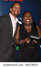 LOS ANGELES - AUG 10:  Sheryl Underwood at the CBS TCA Summer 2015 Party at the Pacific Design Center on August 10, 2015 in West Hollywood, CA