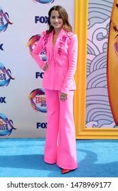 LOS ANGELES - AUG 11:  Annie LeBlanc at the Teen Choice Awards 2019 at Hermosa Beach on August 11, 2019 in Hermosa Beach, CA
