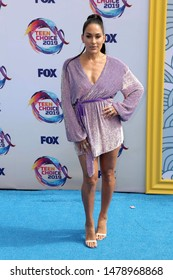 LOS ANGELES - AUG 11:  Brie Bella at the Teen Choice Awards 2019 at Hermosa Beach on August 11, 2019 in Hermosa Beach, CA