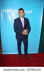 LOS ANGELES - AUG 12:  Josh Altman at the NBCUniversal 2015 TCA Summer Press Tour at the Beverly Hilton Hotel on August 12, 2015 in Beverly Hills, CA
