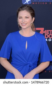 """LOS ANGELES - AUG 13:  Lauren Zima at the """"47 Meters Down: Uncaged"""" Los Angeles Premiere at the Village Theater on August 13, 2019 in Westwood, CA"""