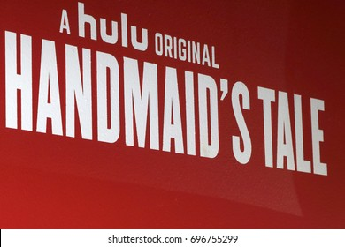 """LOS ANGELES - AUG 14:  Atmosphere at the FYC Event For Hulu's """"The Handmaid's Tale"""" at the DGA Theater on August 14, 2017 in Los Angeles, CA"""