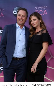 LOS ANGELES - AUG 15:  Chris Harrison, Lauren Zima at the ABC Summer TCA All-Star Party at the SOHO House on August 15, 2019 in West Hollywood, CA