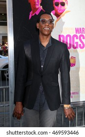 """LOS ANGELES - AUG 15:  Orlando Jones at the War Dogs"""" Premiere at the TCL Chinese Theater IMAX on August 15, 2016 in Los Angeles, CA"""