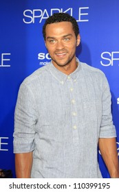 LOS ANGELES - AUG 16: Jesse Williams at the Los Angeles Premiere of 'Sparkle' at Grauman's Chinese Theater on August 16, 2012 in Los Angeles, California