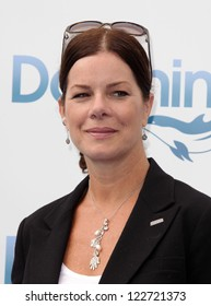 "LOS ANGELES - AUG 16:  MARCIA GAY HARDIN arriving to ""Dolphin Tale"" World Premiere  on August 16, 2012 in Westwood, CA"