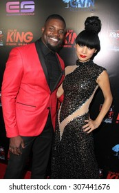 "LOS ANGELES - AUG 17:  Amin Joseph, Bai Ling at the ""Call Me King"" Screening at the Downtown Independent on August 17, 2015 in Los Angeles, CA"