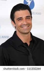 LOS ANGELES - AUG 18:  Gilles Marini arrives at the 17th Annual Angel Awards at Project Angel Food on August 18, 2012 in Los Angeles, CA