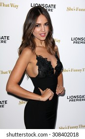"""LOS ANGELES - AUG 19:  Eiza Gonzalez at the """"She's Funny That Way"""" Red Carpet Premiere at the Harmony Gold Theater on August 19, 2015 in Los Angeles, CA"""