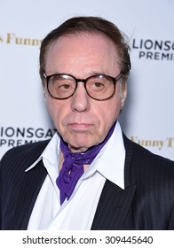 "LOS ANGELES - AUG 19:  Peter Bogdanovich arrives to the ""She's Funny That Way"" Los Angeles Premiere  on August 19, 2015 in Hollywood, CA"